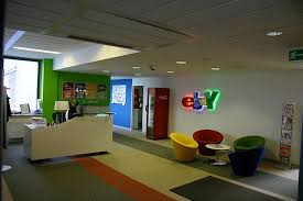 ebay corporate office. Office Ebay. Ebay Lobby (photo Thanks To Flickr User Pkingdesign, Available Under Corporate