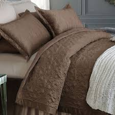 Adream Faux Silk Cotton Bedspreads Coverlet Quilted Quilt ... & Adream Faux Silk Cotton Bedspreads Coverlet Quilted Quilt, Bedspread  Comforter for Queen King Size, Brown-in Quilts from Home & Garden on  Aliexpress.com ... Adamdwight.com