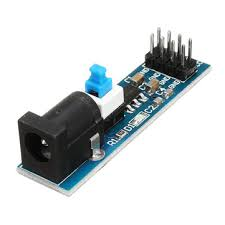 <b>3Pcs AMS1117 3.3V</b> Power Supply Module With DC Socket And ...
