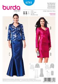 Burda Patterns Simple Design Ideas