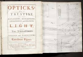 the science of color sir isaac newton opticks or a treatise of the reflections refractions inflections and colours of light london 1704