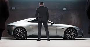 aston martin james bond 2015. aston martin db10 roars into life for new james bond spectre trailer video 2015