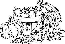 Coloring Pages Of Fruits Trustbanksurinamecom