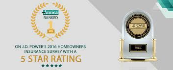 the reviews for amica home insurance company are nothing short of glowing it ranked 1 on j d power s 2016 homeowners insurance survey with a 5 star