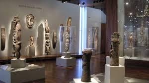 african art gallery at the de young museum art lighting60