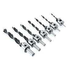 Reamer Drill Size Drill Reamer 3 5 Flute Countersink Drill