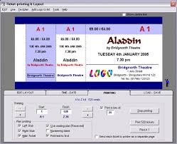 Event Ticket Printing Software Nortech Software Box Office Event Ticketing Ticketing Software