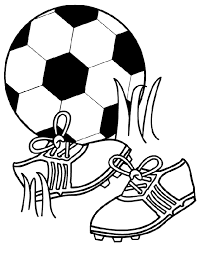 Soccer ball coloring page from soccer category. Free Printable Soccer Coloring Pages For Kids