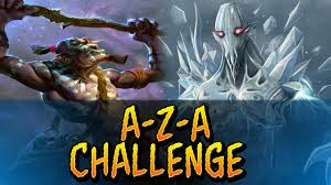dota 2 a z a challenge ancient apparition witch doctor youtube