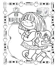 free back to school coloring pages first day of school coloring sheets for kindergarten free back