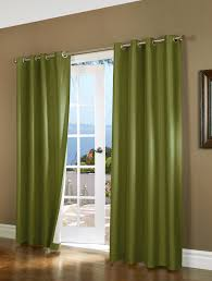 beautiful green grommet curtains for your window decoration best double panel green blackout grommet curtains