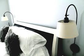 Side Lamps For Bedroom Bedside Lamps Gooseneck