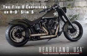 heartland usa wide tire conversions motorcycle accessories