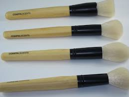 coastal scents brushes uses. coastal scents elite brush set bamboo collection 8 brushes uses \
