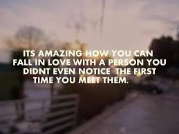 Love QuoteFall In Love With Perfect Person Quotespictures Custom Falling In Love Quotes