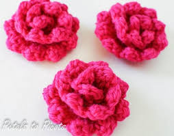 Easy Crochet Flower Patterns Free Beauteous 48 Free Easy Crochet Flowers Patterns