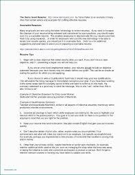 Sample Resume For Quality Assurance Supervisor New Resume Sample