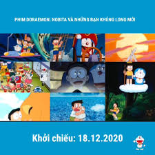 Phim Doraemon: Nobita Và Những Bạn... - ĐÔRÊMON THÁI NGUYÊN