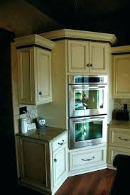 wall oven cabinet single wall oven with a 30 inch wall oven cabinet dimensions