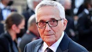 Marco Bellocchio riceve la Palma d'oro alla carriera a Cannes