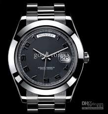 mens glacier day date ii dress watch men president superlative mens glacier day date ii dress watch men president superlative chronometer perpetual dive watches