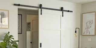 sliding doors are a great way to open up your home and add some charm to your living spaces you can even give a sliding door the classic barn door look by