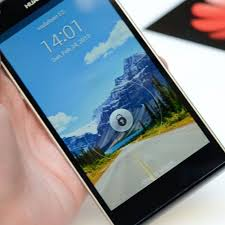 Huawei Ascend P2 hands-on - The Verge