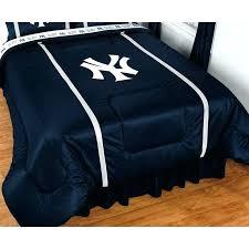 yankee bedding twin new comforter sidelines baseball ny yankees set yankee bedding twin set new micro fiber sheet s queen sets york yankees