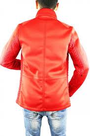 jacket man allegri 46 red polyester ak373