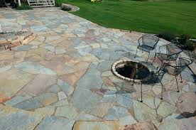 building a flagstone patio cost ontario