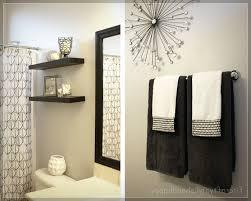 bathroom wall decor. Bath Wall Decor 4 Black And White Bathroom 2016 Ideas Designs