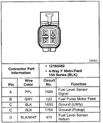 gmc 7 pin connector wiring diagram chevy 7 pin rv wiring diagram 2002 chevy silverado trailer wiring diagram at 2001 Gm 7 Plug Wiring Diagram