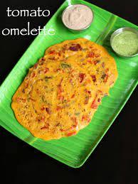 tomato omelette marathi