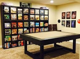 basement game room ideas. Modren Ideas Board Game Haven Inside Basement Room Ideas O