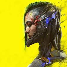 2048x2048 Cyberpunk 2077 Colored Band ...