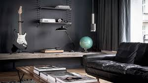 Edgy furniture Office Edgy Luxury Apartment Equipped With Statement Furniture Pieces And Signature Interior Design Homeworlddesign 7 Homeworlddesign Edgy Luxury Apartment Equipped With Statement Furniture