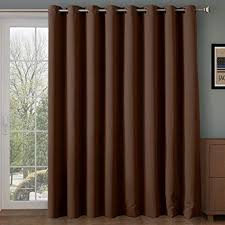 Balcony door curtains Specifications Rose Home Fashion Thermal Insulated Blackout Patio Door Curtain Panel Sliding Door Curtainsvertical Amazoncom Amazoncom Rose Home Fashion Thermal Insulated Blackout Patio Door