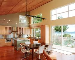 vaulted ceiling lighting ideas design. Cathedral Ceiling Lighting Ideas Design Vaulted Kitchen L