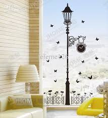 sensational idea sticker wall decor home garden vinyl removeable art mural decoration lights large s es
