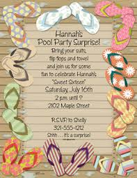 Hawaiian Pool Party Invitations Impressions In Print All Posts Tagged 4th Of July Invitations