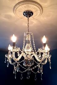 clearance saint mossi 20160603001 5 light crystal chandelier small antique reion crystal chandeliers