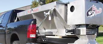 Gas Hydraulic Drive Sand & Salt Spreaders for Pickup Trucks | Sno ...