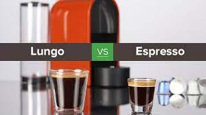 A short black ie single or double shot wit more water (double the water )than espresso is used to make a lungo coffee. The Difference Between Nespresso Espresso And Lungo Capsules