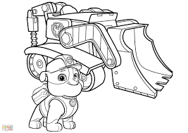 Zuma Paw Patrol Coloring Page Xflt Coloring Book Pages Paw Patrol