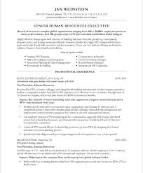 Executive Resume Templates 2015 Human Resource Resume Examples 2015 Resume Template Builder Apsgyjrs
