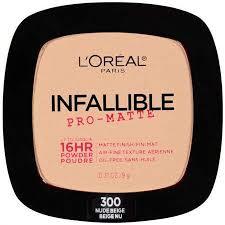 Loreal Paris Infallible Pro Matte Powder Nude Beige