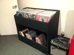 vinyl record storage furniture. Vinyl Record Furniture Album Storage Cabinet House Chic