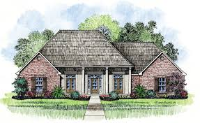 Chalmette   Country French Home Plans Acadian House PlansChalmette   Country French Home Plans Acadian House Plans