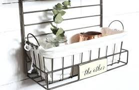 metal wall basket x x metal wall organizer metal wall baskets for plants
