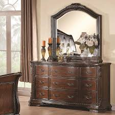 Mirrored Bedroom Dresser Modern Wood Bedroom Dressers Dresser 3 With Black Dressers